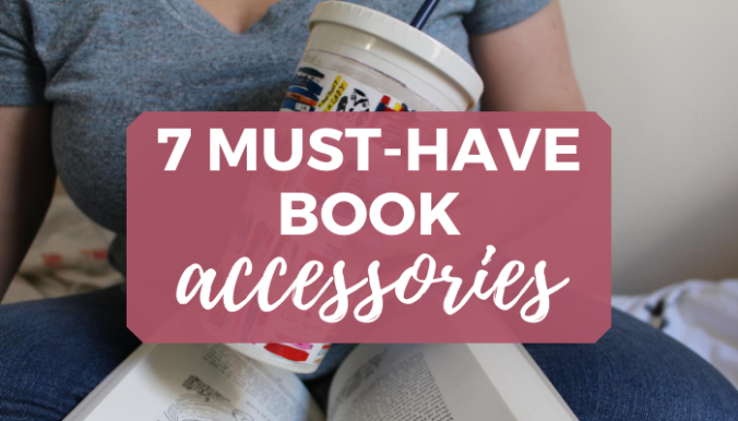 Must Have Book Accessories Blog
