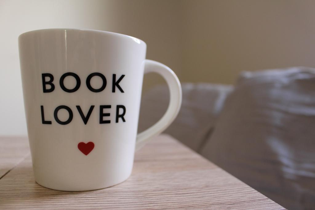 Photo of Book Lover mug from Indigo