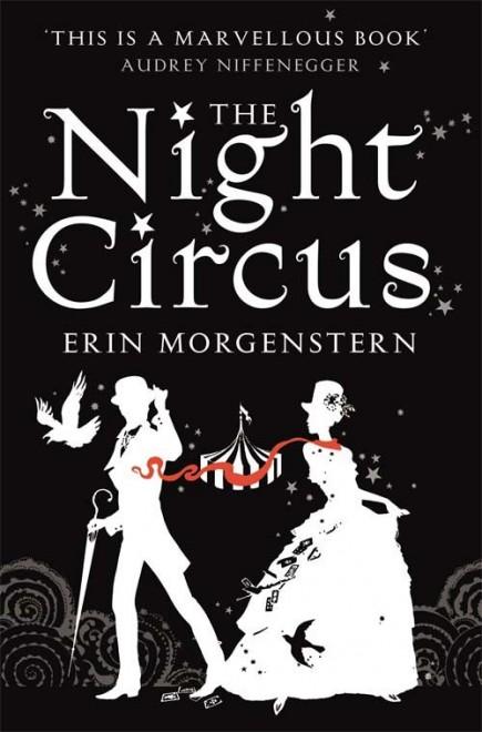 Night Circus Book Cover