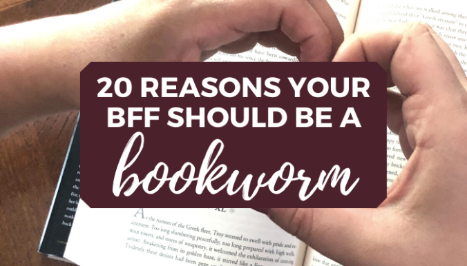 Reasons your BFF Should Read Blog