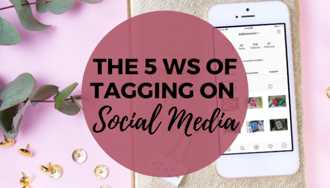 Tagging on Social Media Blog