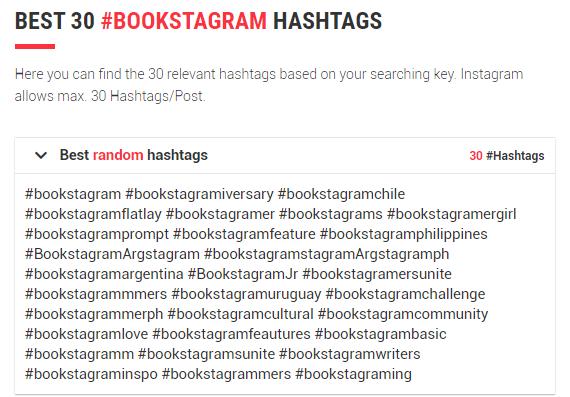 All Hashtag Image