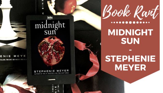 Midnight Sun by Stephenie Meyer Book Review