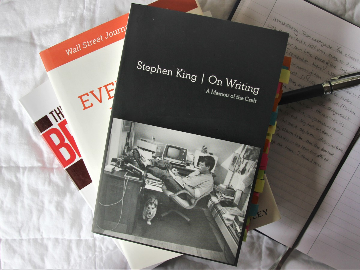 Top Books on Writing for Inspiration