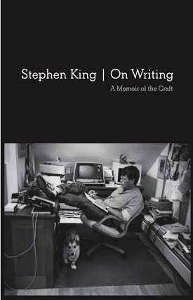 Stephen King On Writing Inspiration Book