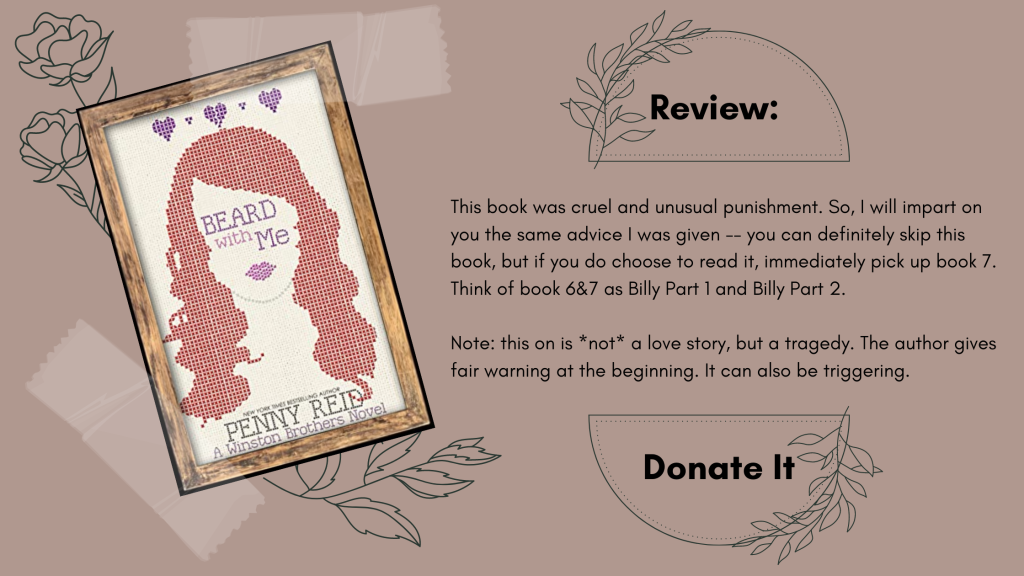 Beard With me by Penny Reid Review