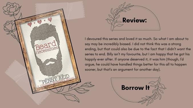 Beard Necessities by Penny Reid Review