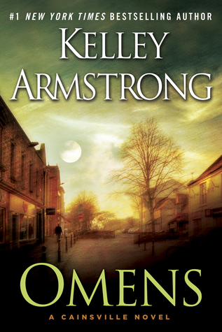 Omens by Kelley Armstrong books to read on the supernatural before halloween