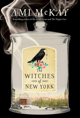 The Witches of New York by Ami McKay books to read on the supernatural before halloween