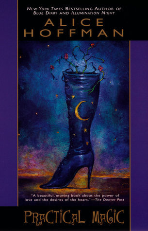 practical magic alice hoffman  books to read on the supernatural before halloween