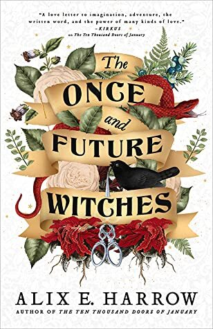 the once and future witches alix e. harrow books to read on supernatural before halloween