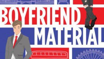 Boyfriend Material Book Cover