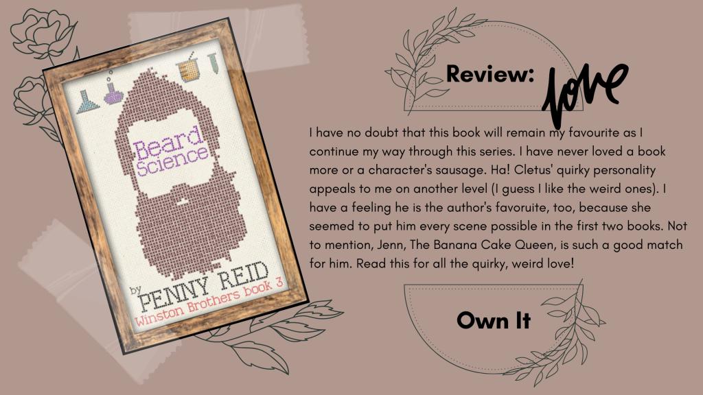 Beard Science by Penny Reid Review