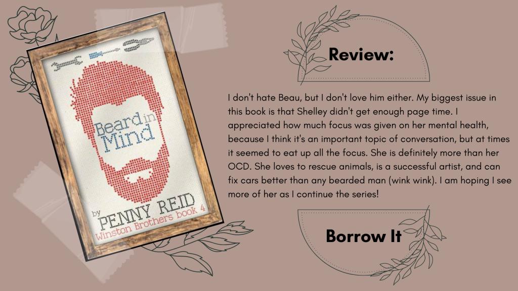 Beard in Mind by Penny Reid Review