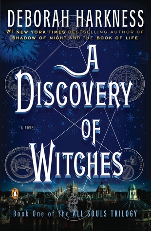 a discovery of witches deborah harkness  books to read on the supernatural before halloween