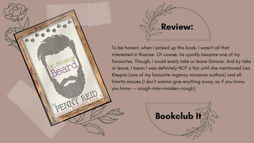 Dr. Strange Beard by Penny Reid Review