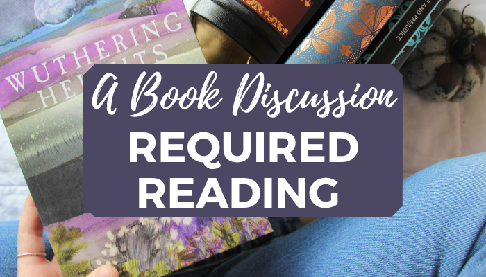 Required Reading Affects the Reading Experience Discussion