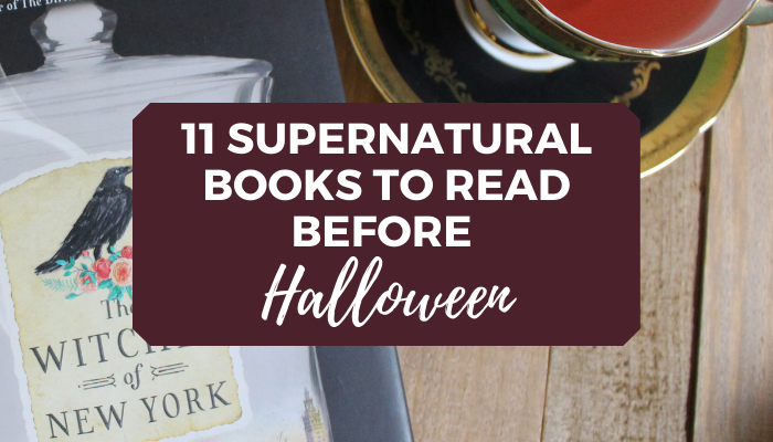 11 supernatural books to read before halloween