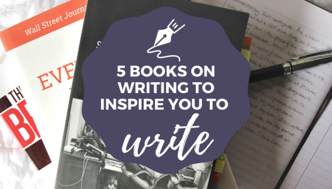 top books on writing to inspire you to write