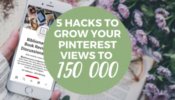 hacks to Grow your pinterest views