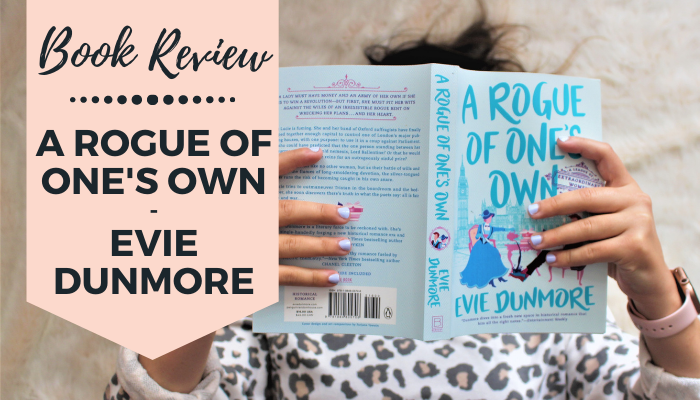 Book Review Evie Dunmore A Rogue of One's Own