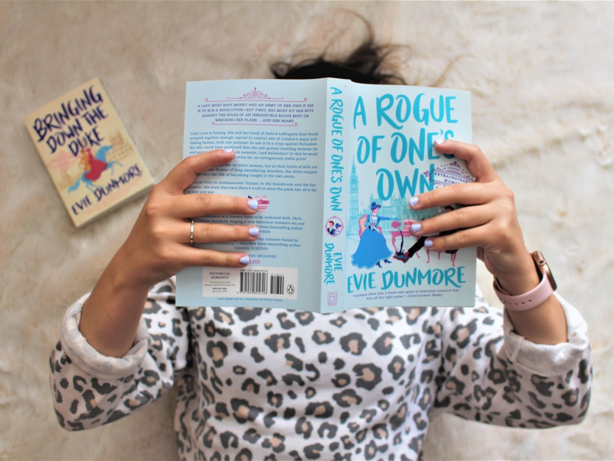 Rogue of One's Own Evie Dunmore Book Review