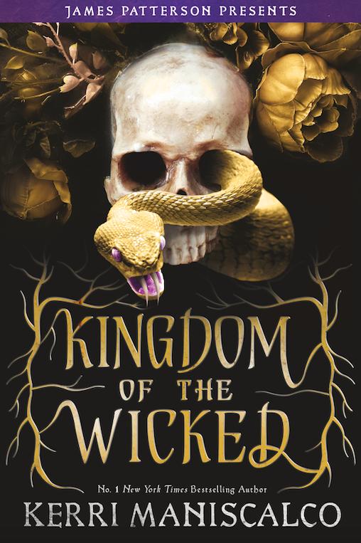 Kingdom of the Wicked Kerri Maniscalco book release