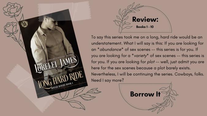 Long Hard Ride Lorelai James