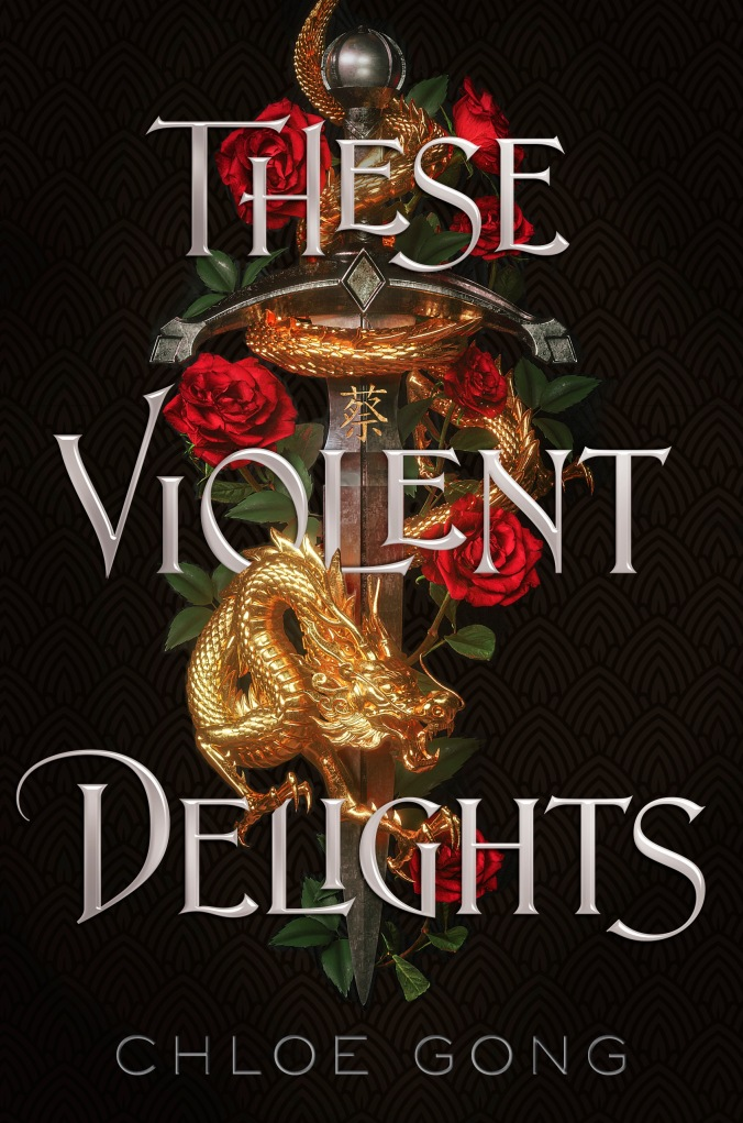 These Violent Delights Chloe Gong book summary most anticipated november release