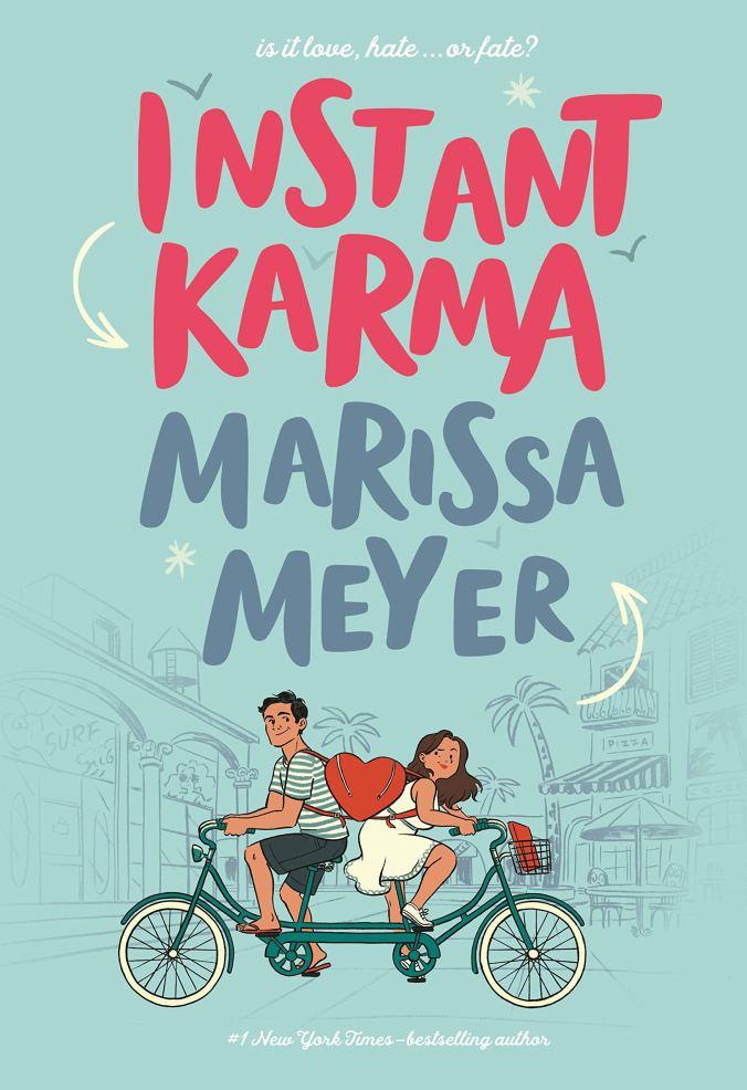 Instant Karma Marissa Meyer Book Summary Release November 2020