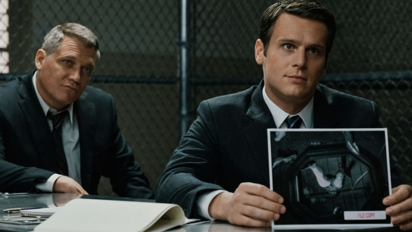 Mindhunter Netflix Tv Show in comparison to the book