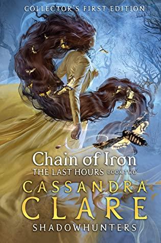 chain of iron cassandra clare book release 2021