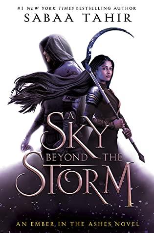 Sky Beyond the Storm Sabaa Tahir