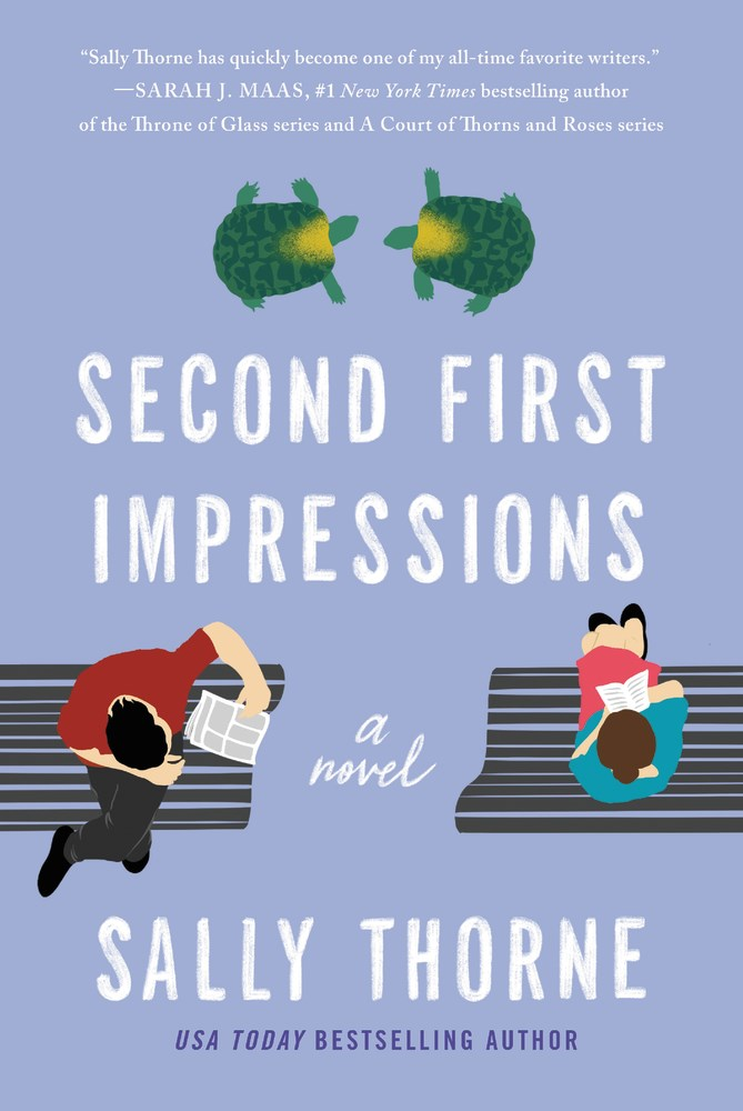 second first impressions sally thorne book release 2021