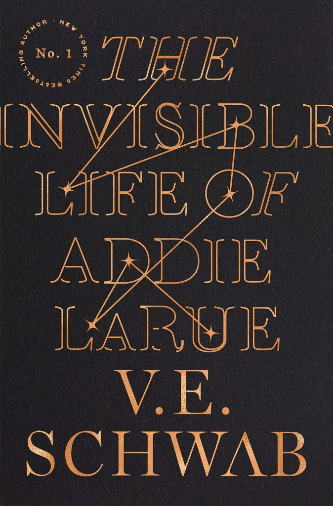 The Invisible Life of Addie LaRue V.E. Schwab Book Review