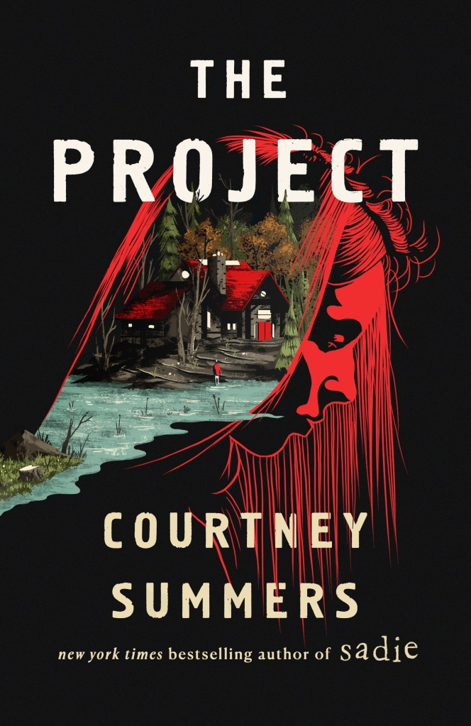 the project courtney summers book release 2021