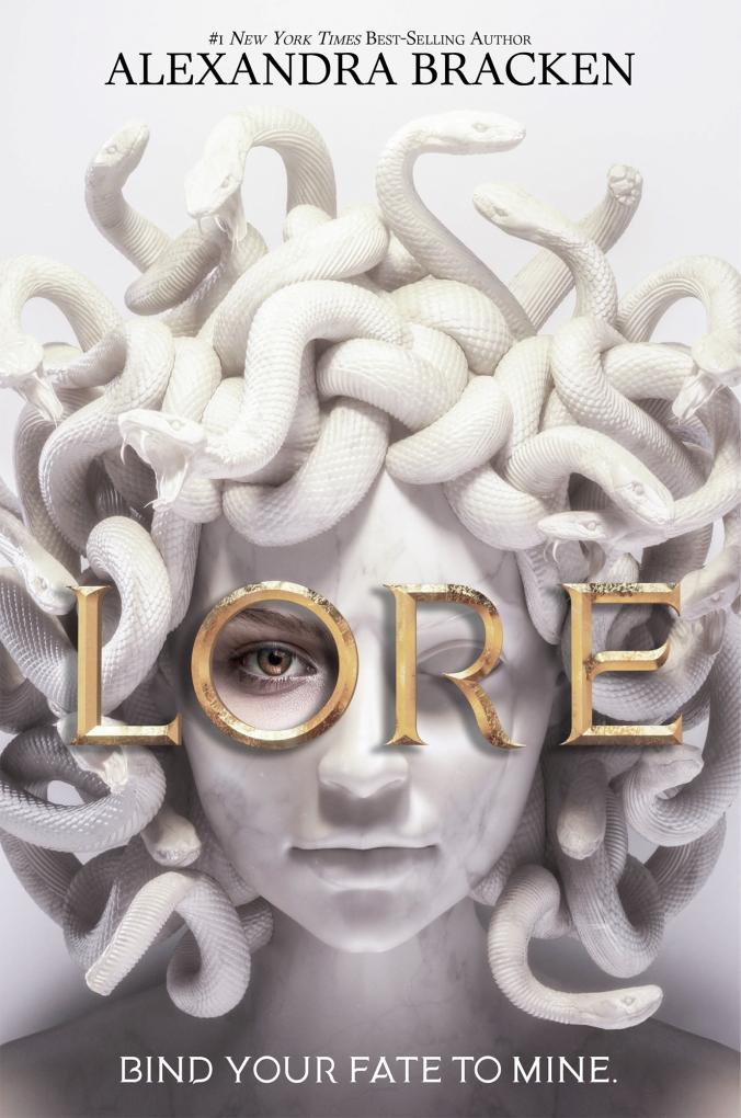 lore by alexandra bracken january book release