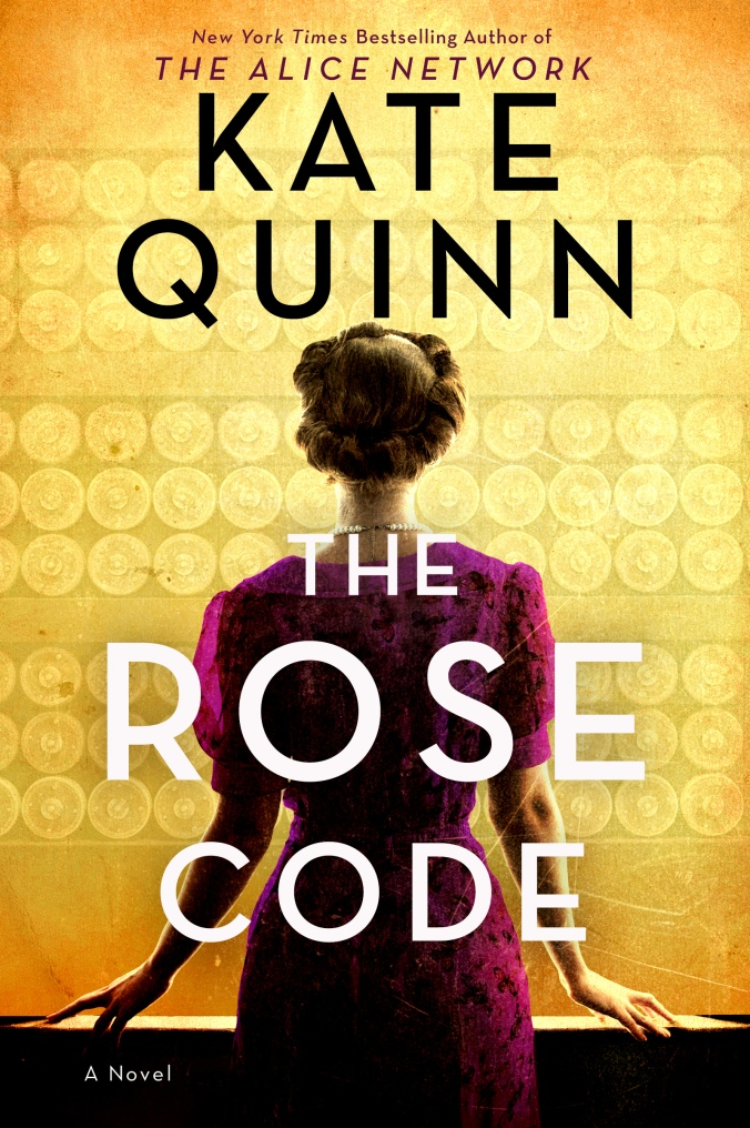 the rose code kate quinn book releases 2021