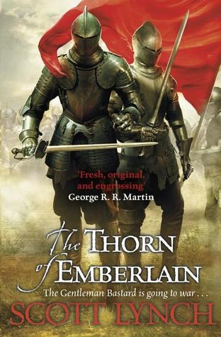 the thorn of emberlain scott lynch book release 2021