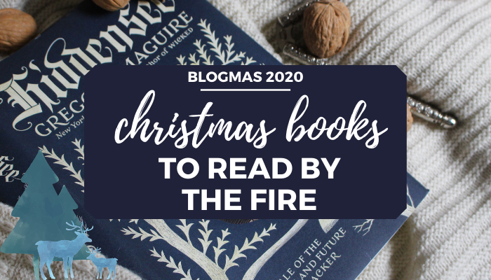 christmas books to read by the fire