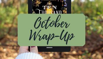October Book Wrap Up