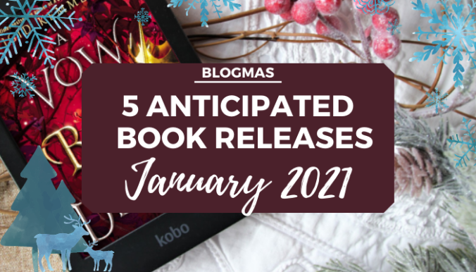 most anticipated book releases in january 2021