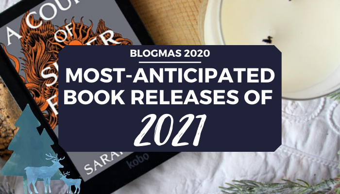 most anticipated book releases of 2021 to put on your TBR