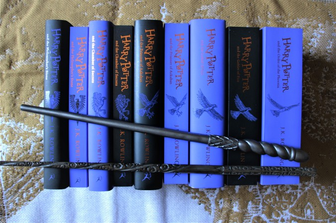 harry potter favourite book series