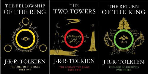 lord of the rings j.r.r. tolkein