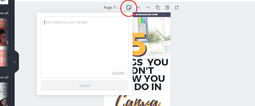 Tips and Tricks for Canva