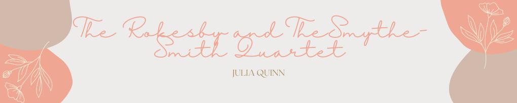 the rokesby and the smythe-smith quartet julia quinn