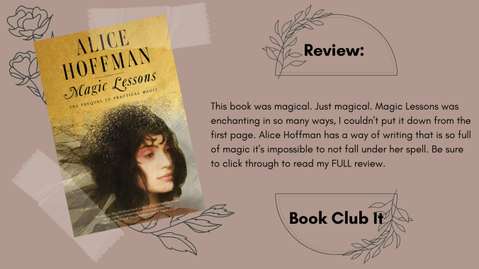 magic lesson alice hoffman book review