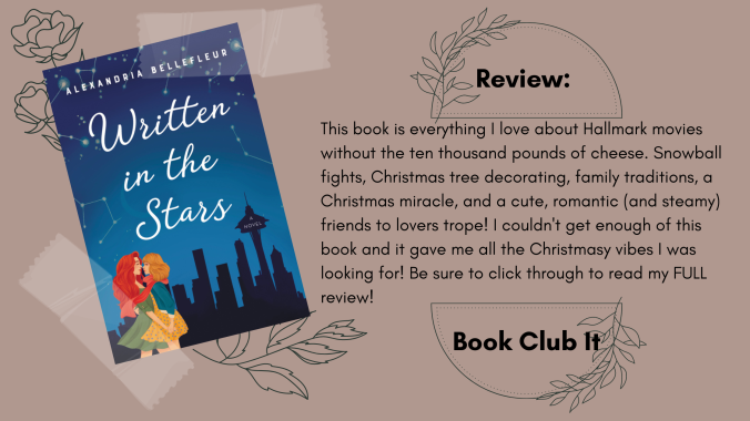 written in the stars alexandria bellefleur book review