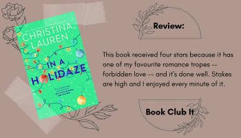 in a holidaze christina lauren book review